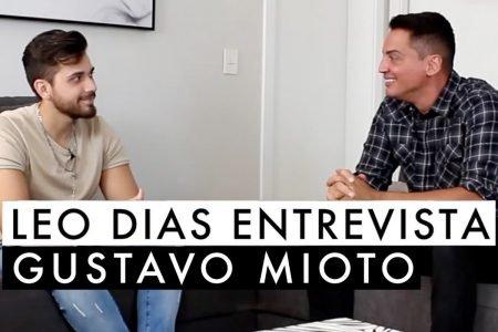 Leo Dias e Gustavo Mioto