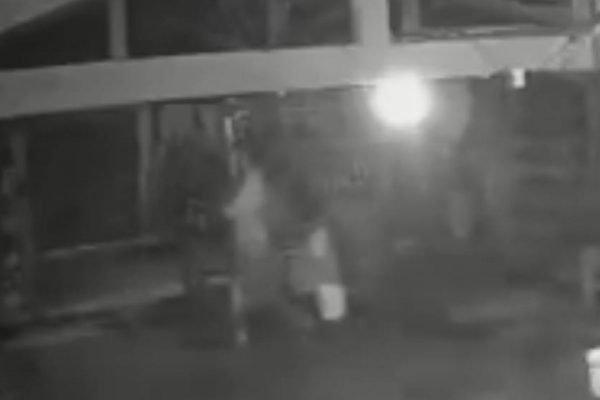 Câmera de fazenda flagrou suspeito de chacina