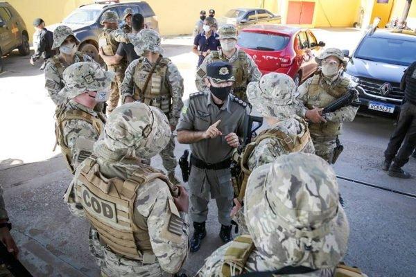 Força-tarefa para prender Barbosa, suspeito de chacina no DF