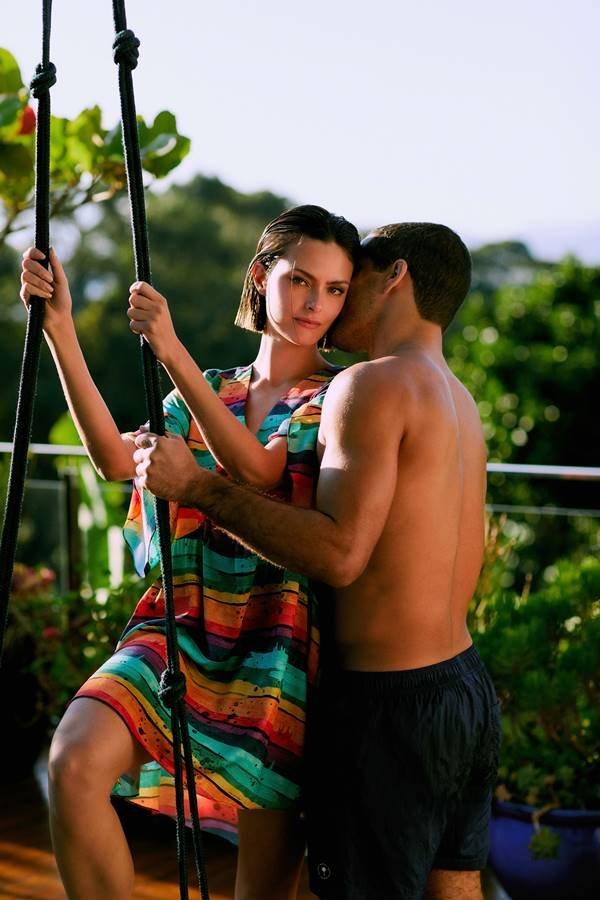 Coleção Rainbow Lovers - Stefanie Medeiros e Pedro Fernandes