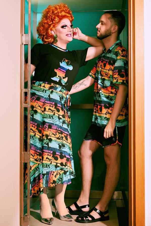 Coleção Rainbow Lovers - Alan Leão e Beto Souza