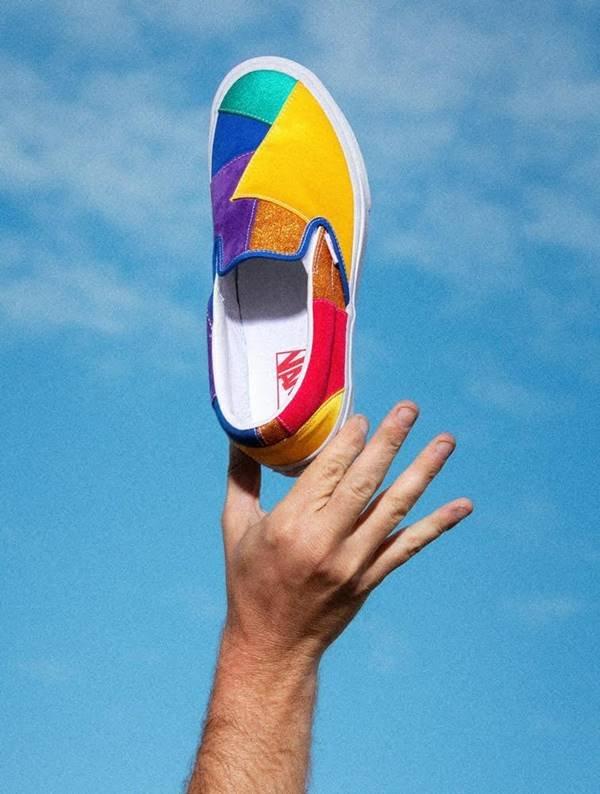 Campanha da Vans para o Orgulho LGBTQIA+ 2021