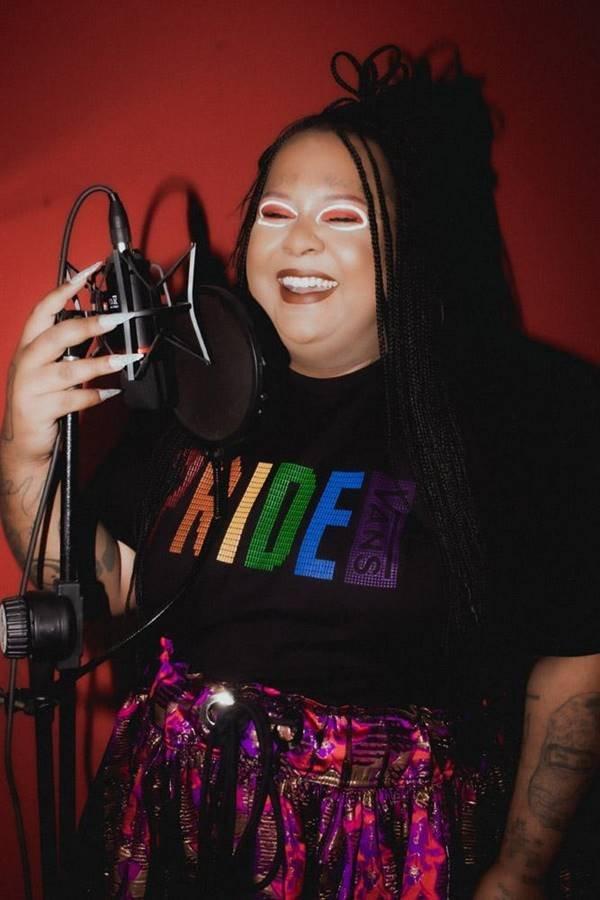 Jup do Bairro em campanha da Vans para o Orgulho LGBTQIA+ 2021