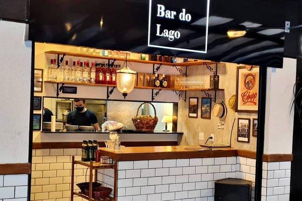Fachada Bar do Lago