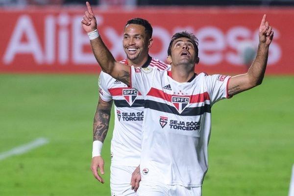 Luciano e Eder São Paulo