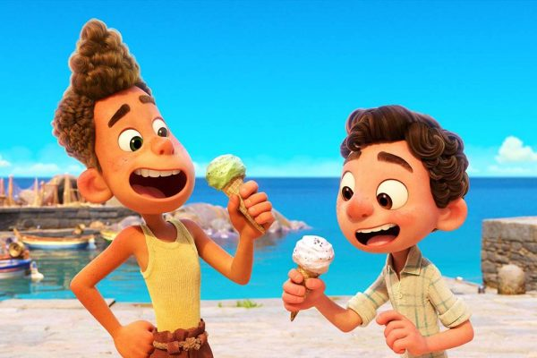 Luca da Disney/Pixar