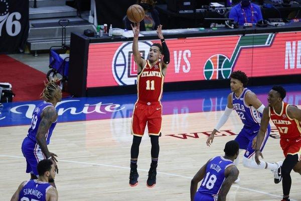 Atlanta Hawks Philadelphia 76ers