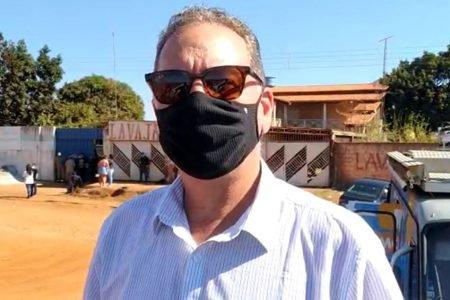 Fazendeiro reclama de demora na prisão de Lázaro Barbosa