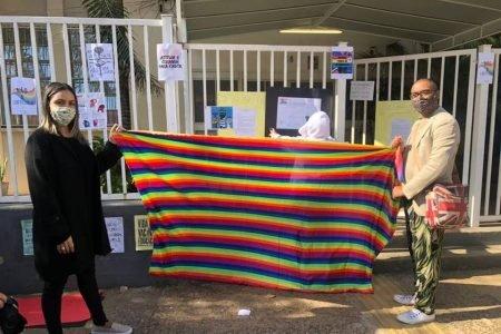 Protesto após criança ser hostilizada em escola de SP