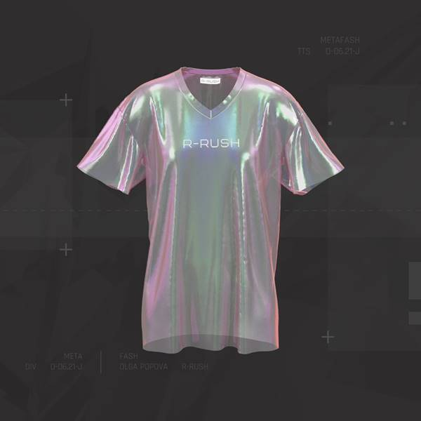 Camiseta virtual