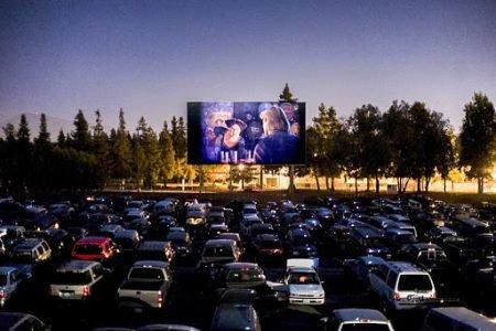 Cine Drive-in nas Cidades