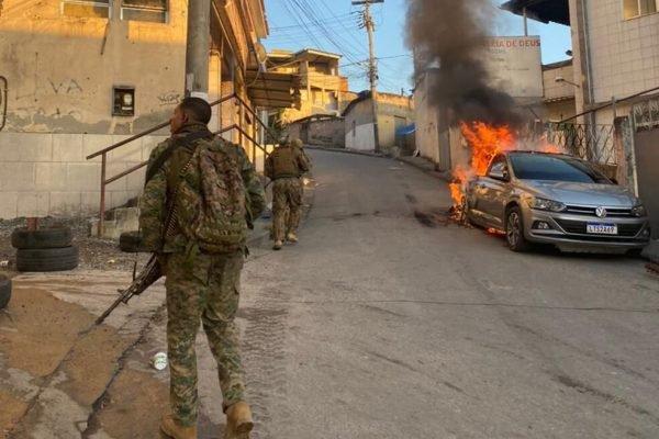 Policia faz operação contra traficante que ordenou ataques em Manaus
