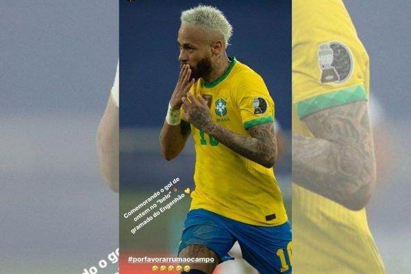 Neymar Engenhão