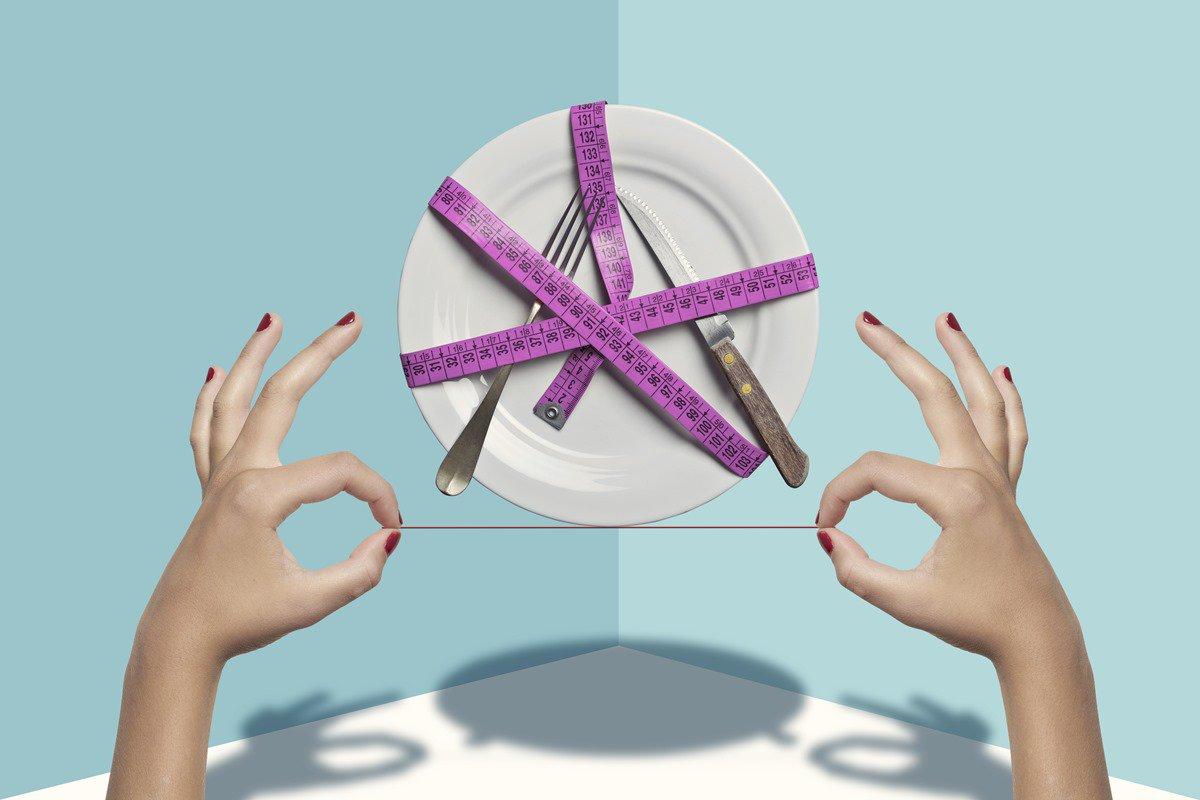 Balança comida
