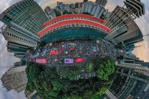 Protesto do dia 19 de junho
