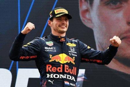 Verstappen vence o GP da França