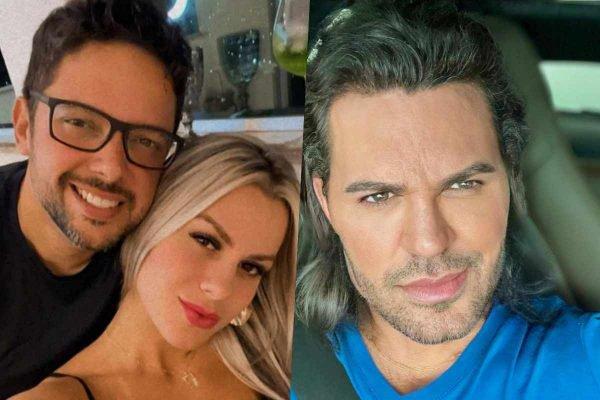 """Affair de Eduardo Costa casada desabafa: """"Estou sendo linchada"""""""