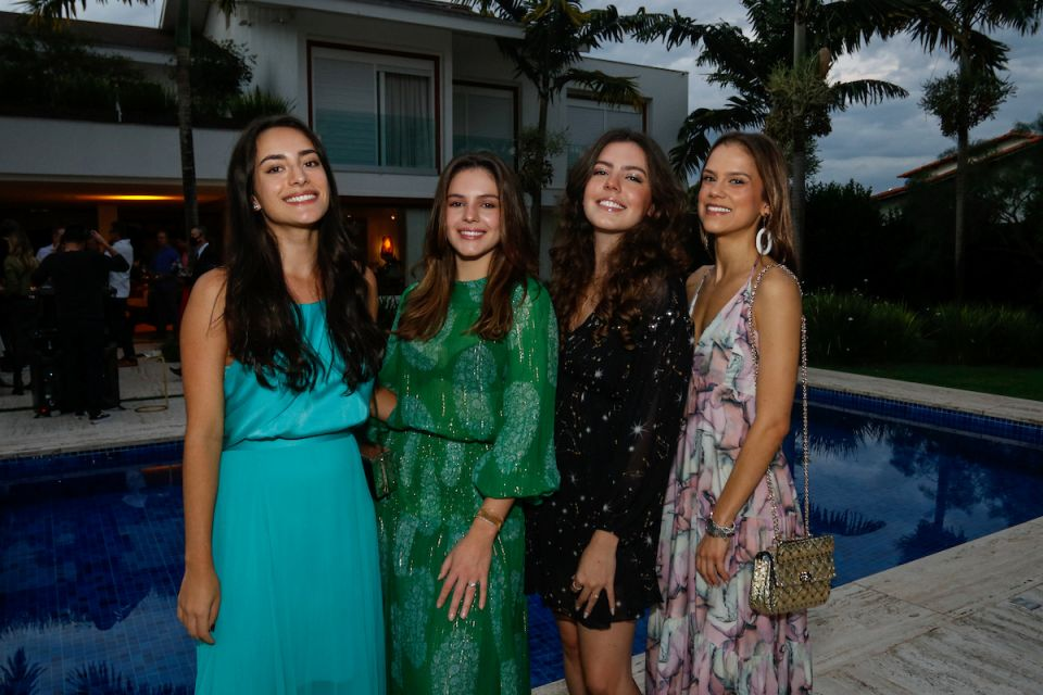 19/06/2021. Brasília-DF. Sunset Party de Dani Kniggendorf. Fotos: Arthur Menescal/Especial Metrópoles