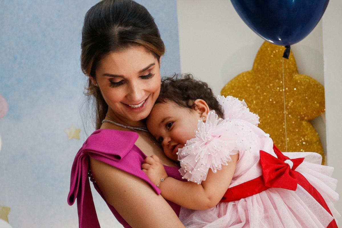 19/06/2021. Brasília-DF. Aniversário de 1 ano Isadora e Stella. Fotos: Arthur Menescal/Especial Metrópoles