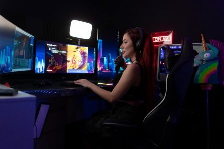 Diana gamer