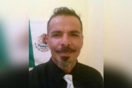 mexicano Jorge Alberto García Villalvazo