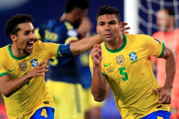 Casemiro Seleção Brasileira Copa América