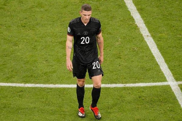 Robin Gosens Alemanha Eurocopa