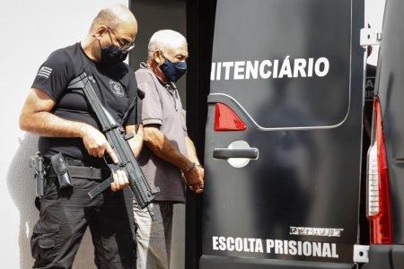 Elmi Caetano Evangelista, acusado de dar guarida a Lázaro Barbosa