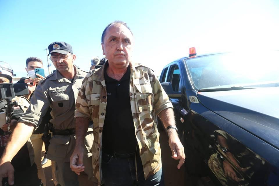 Secretário de Segurança Pública de Goiás, Rodney Miranda