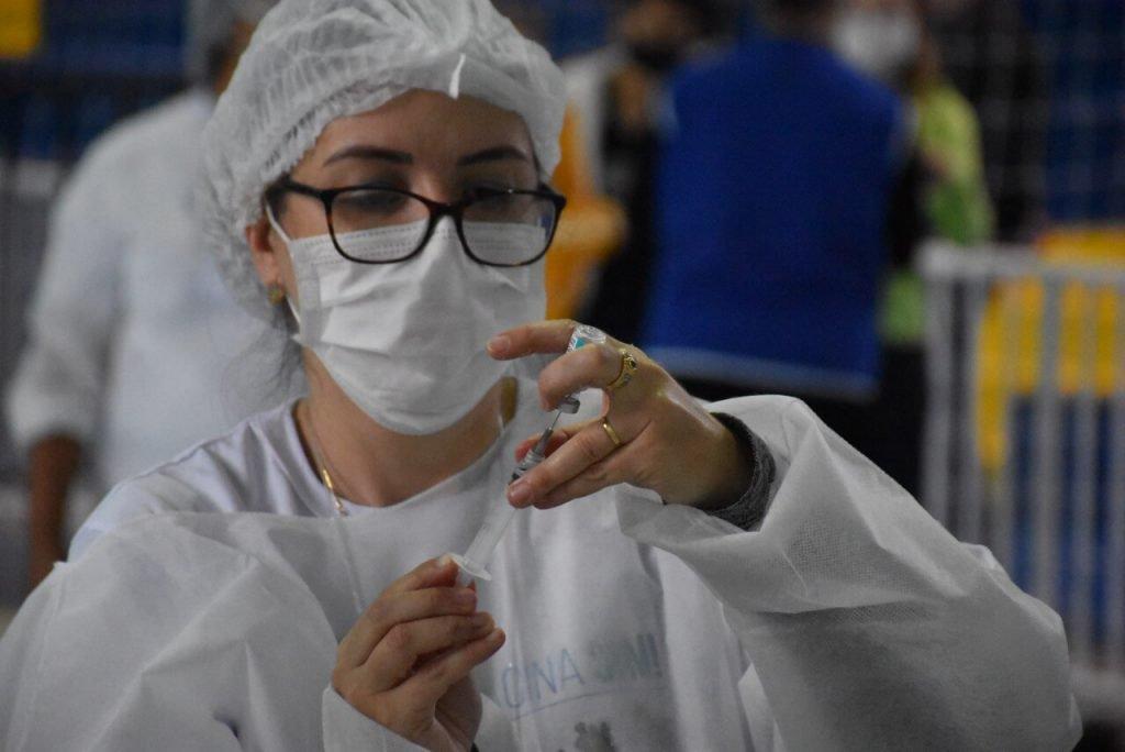 Vacinação em massa em Botucatu