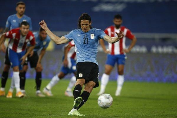 Cavani Uruguai