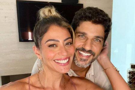 Carol Castro e Bruno Cabrerizo