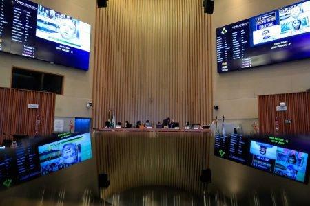 Plenário da CLDF