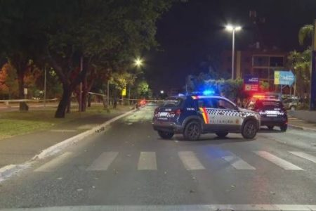 Mulher morre atropelada em faixa de pedestre, em Taguatinga