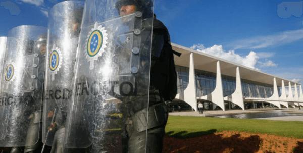 Militares Planalto