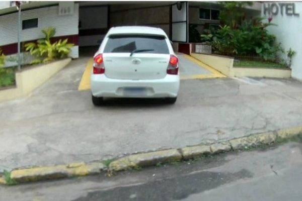 Diretor de presídio usa carro oficial para ir a motel