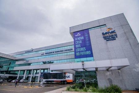 Senac-DF inaugura na quarta-feira (7) a nova Faculdade de Tecnologia e Inovação