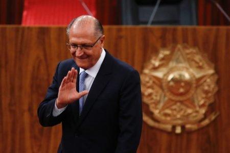 Ex-governador Geraldo Alckmin prepara saída do PSDB