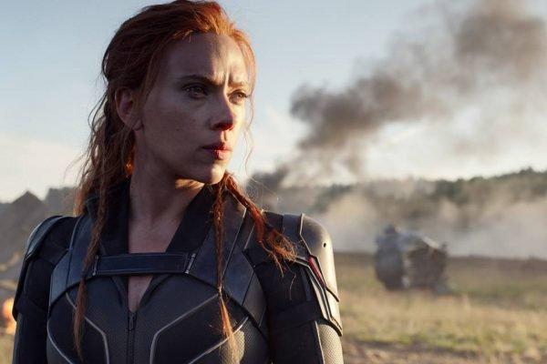 Scarlett Johansson em Viúva Negra