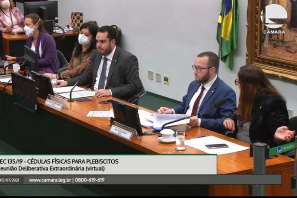 Comissão Especial do voto impresso