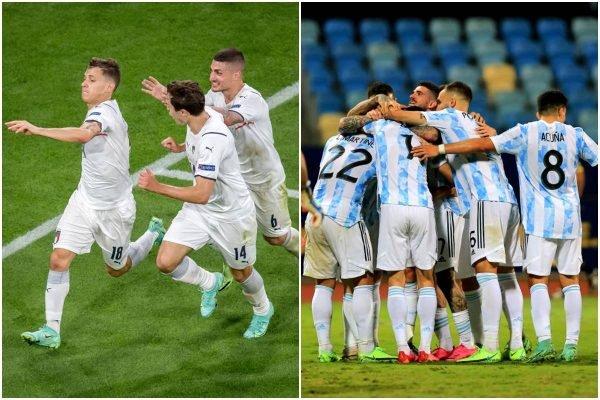 Itália e Argentina