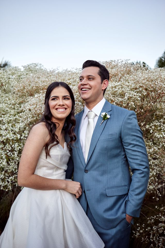 Casamento Rebeca Cavalcante e Wilson Ayub