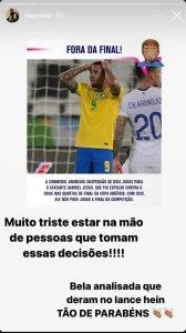 WhatsApp Image 2021 07 07 at 08.28.56 168x300 - Gabriel Jesus é punido e está fora da final da Copa América