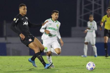 RB Bragantino e Cuiabá empataram em 1 x 1