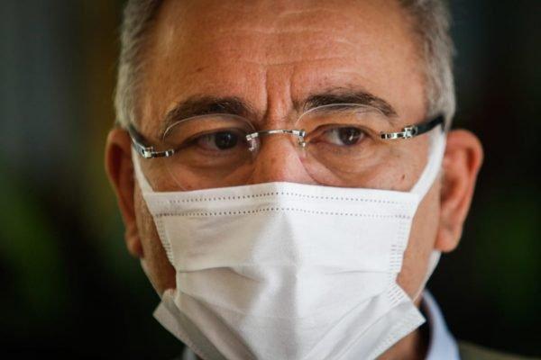 Minsitro da Saúde Marcelo Queiroga