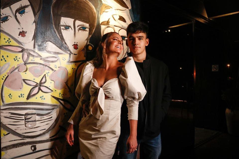 Lorena e Guilherme Leão