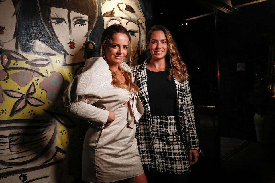 Lorena Leão e Ana Ceolin