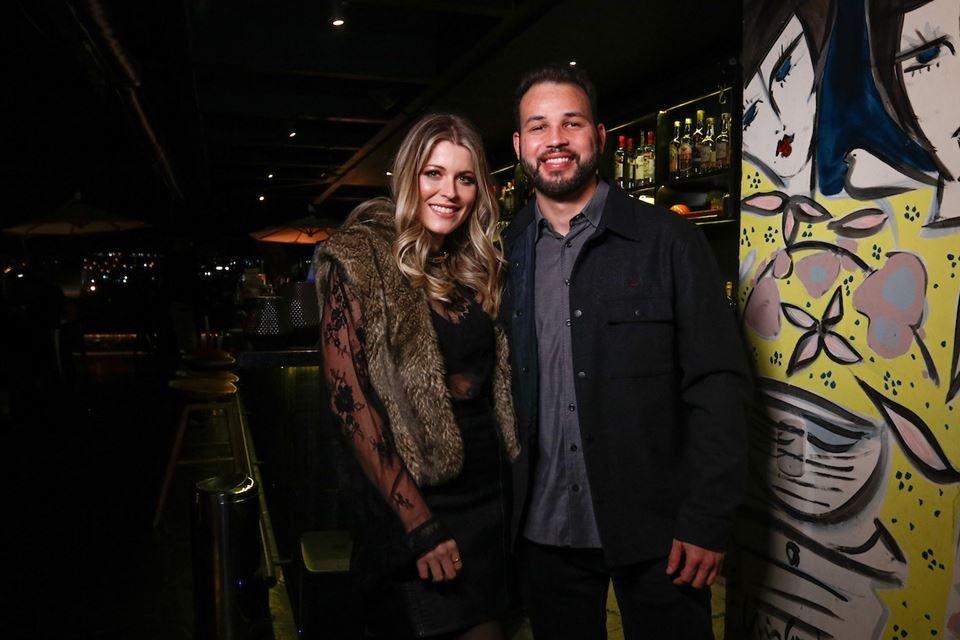 Lia Volpato e Paulo Cavalcante
