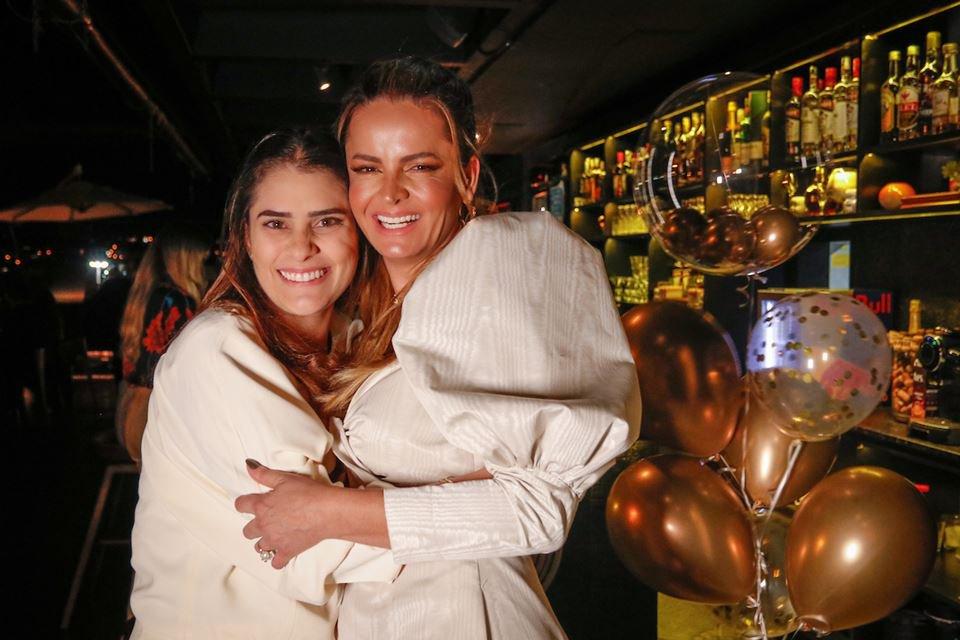 Débora Moleto e Lorena Leão
