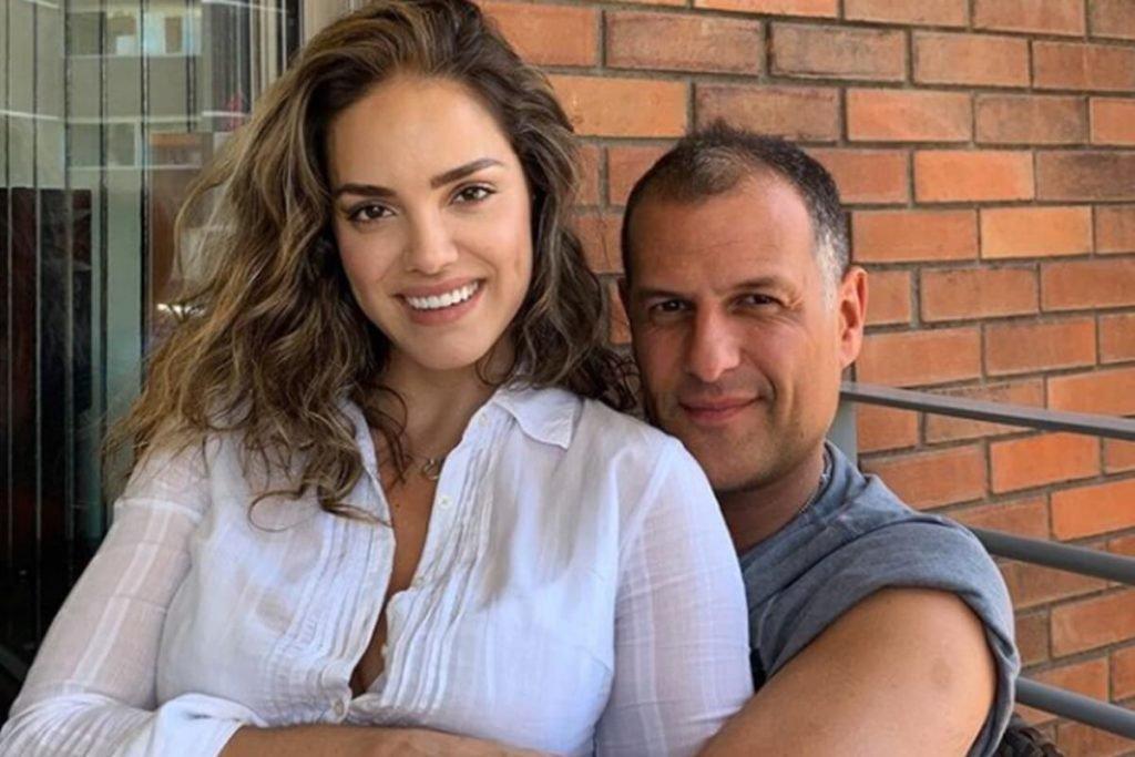 Modelo Nayara Vit e namorado, Rodrigo Del Valle Mijac